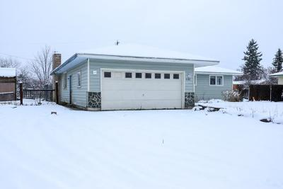 Post Falls Single Family Home For Sale: 1101 N Wildrose Ln