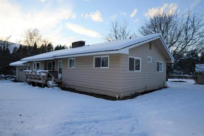 Priest Lake, Priest River Single Family Home For Sale: 379 W Settlement Rd
