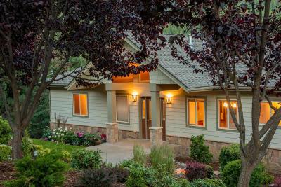 Coeur D'alene Single Family Home For Sale: 2482 E Sundown Dr