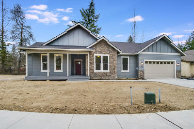 Sandpoint ID Single Family Home For Sale: $397,700