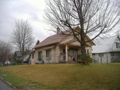 St. Maries ID Single Family Home For Sale: $75,000