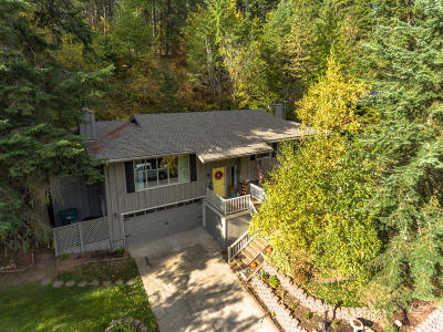 Coeur D'alene Single Family Home For Sale: 1285 S. Fairmont Lp.