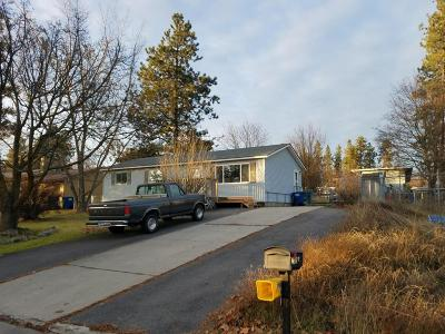 Hauser Lake, Post Falls Single Family Home For Sale: 502 W 13th Ave
