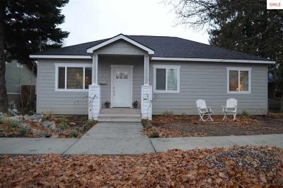 Sandpoint ID Single Family Home For Sale: $349,000