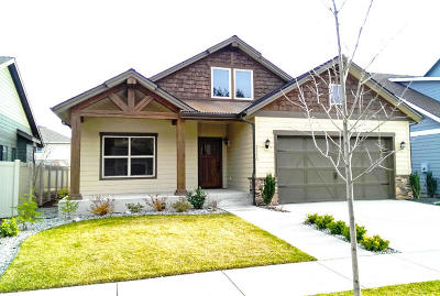 Coeur D'alene Single Family Home For Sale: 2550 W Renoir Dr