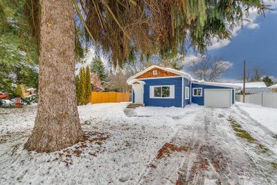 Hayden Single Family Home For Sale: 9234 N Baack St