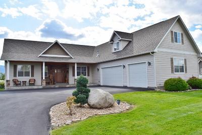 Post Falls Single Family Home For Sale: 1490 W Grange Ave