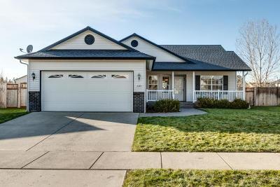 Hauser Lake, Post Falls Single Family Home For Sale: 2325 N. Mackenzie Dr.