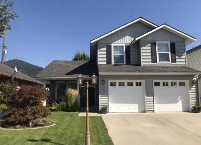 Coeur D'alene Single Family Home For Sale: 1363 E Center Green Loop