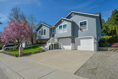 Hauser Lake, Post Falls Single Family Home For Sale: 603 E Kokanee Dr