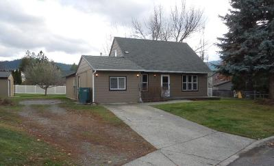 Post Falls Single Family Home For Sale: 705 S Twilight Ct