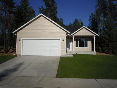 Post Falls Single Family Home For Sale: 1505 E Yellowstone Ave