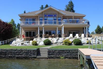 Kootenai County Single Family Home For Sale: 5432 E Marina Ct