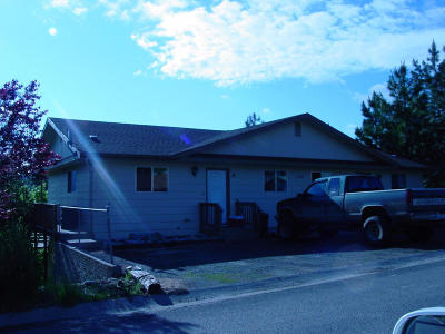 St. Maries ID Multi Family Home For Sale: $157,500