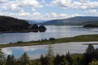 Priest River Residential Lots & Land For Sale: NNA Lot 3 Off Living Waters Way