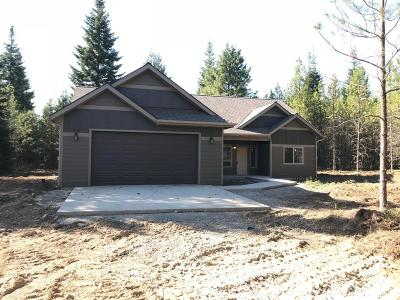 Rathdrum Single Family Home For Sale: 1903 E Diagonal Rd