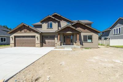 Post Falls Single Family Home For Sale: 3496 N Shelburne Lp