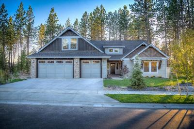 Post Falls Single Family Home For Sale: 3479 N Shelburne Loop