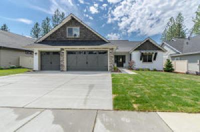 Post Falls Single Family Home For Sale: 3518 N Shelburne Lp