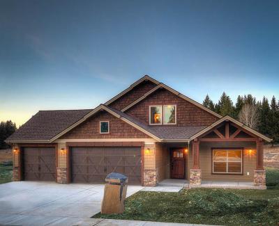 Post Falls Single Family Home For Sale: 3499 N Shelburne Lp