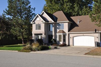 Sandpoint Single Family Home For Sale: 502 Creekside Lane