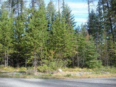 Priest Lake Residential Lots & Land For Sale: Lot 16 Tracy Ln