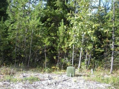 Priest Lake Residential Lots & Land For Sale: NNA Ryan Lot 14 Road