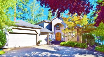 Kootenai County Single Family Home For Sale: 5475 E Shoreline Dr