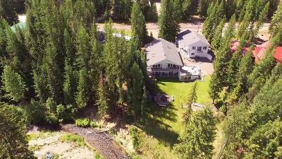 Priest Lake Single Family Home For Sale: 392 Creekside