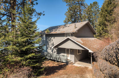 Harrison Single Family Home For Sale: 26307 S Highway 97
