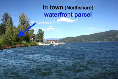 Sandpoint Residential Lots & Land For Sale: Lot 6 Geri Court