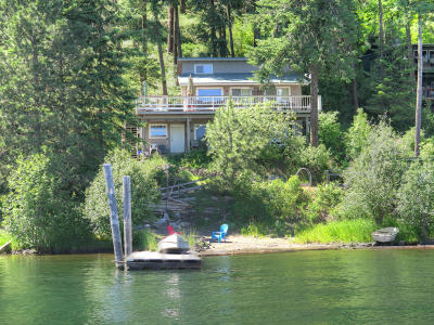 Worley Single Family Home For Sale: 22406 S Lakeshore Dr