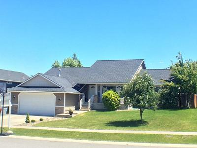 Rathdrum Single Family Home For Sale: 14914 N Nixon Loop