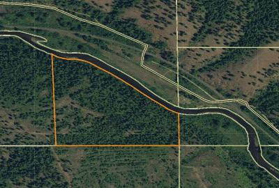 Benewah County Residential Lots & Land For Sale: 26 Acres Clearwater Drive
