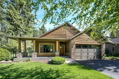 Rathdrum Single Family Home For Sale: 5397 W Broken Tee Rd