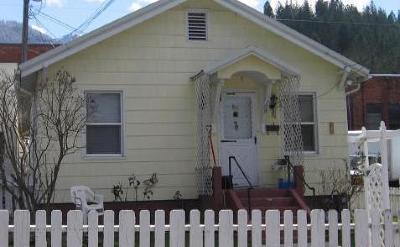 Kellogg Single Family Home For Sale: 109 W Idaho