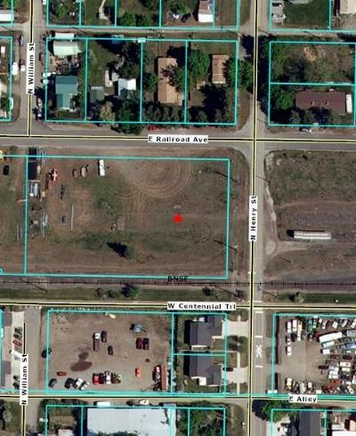 Post Falls Residential Lots & Land For Sale: 310 E Railroad Ave