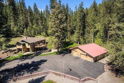 Coeur D'alene, Dalton Gardens Single Family Home For Sale: 6576 E Fernan Lake Rd