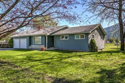 Coeur D'alene, Dalton Gardens Single Family Home For Sale: 6872 N 15th St