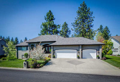 Post Falls Single Family Home For Sale: 5331 E Inverness Dr