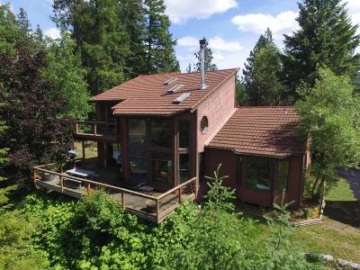 Harrison Single Family Home For Sale: 6151 S Albion Rd