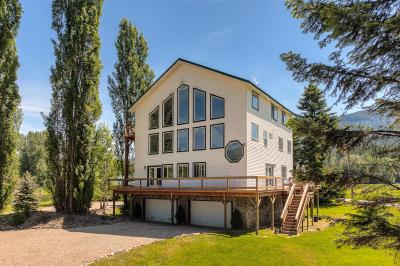 Shoshone County Single Family Home For Sale: 190 Palo Road