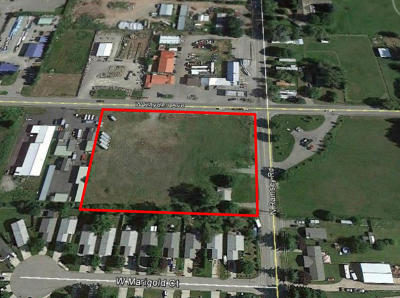 Hayden Residential Lots & Land For Sale: 9519 N Ramsey Rd