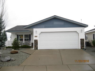 Rathdrum Single Family Home For Sale: 13407 N Grand Canyon St