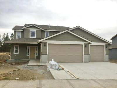 Coeur D'alene Single Family Home For Sale: 3090 N Belmont Rd