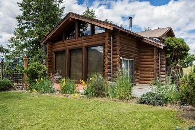 Bonners Ferry Single Family Home For Sale: 126 Marydel Ln