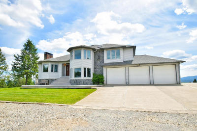 Rathdrum Single Family Home For Sale: 14711 N Freddi Rd
