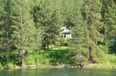 Kootenai County Single Family Home For Sale: 1265 S Pleasant View Rd