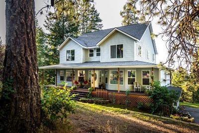 Coeur D'alene, Dalton Gardens Single Family Home For Sale: 7519 W Braap Rd