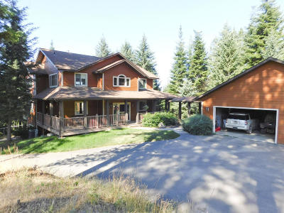 Coeur D'alene, Dalton Gardens Single Family Home For Sale: 3860 S Bobsled Trl